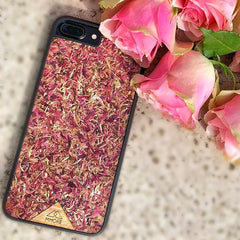 iPhone/Samsung - Organika Roses Phone Cover
