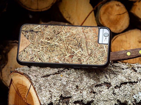 iPhone/Samsung - Organika Alpine Hay Phone Cover - Paradisegadgets.com