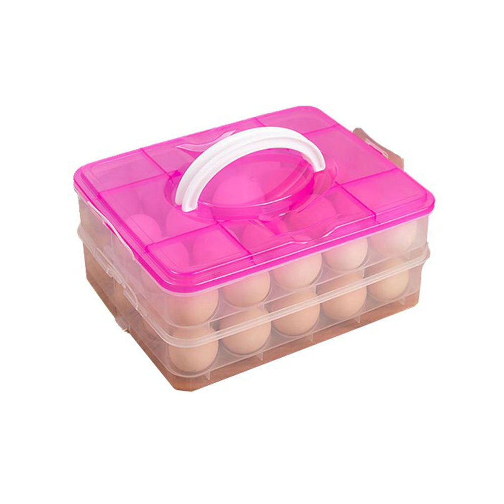 40 Eggs Storage Box - Paradisegadgets.com