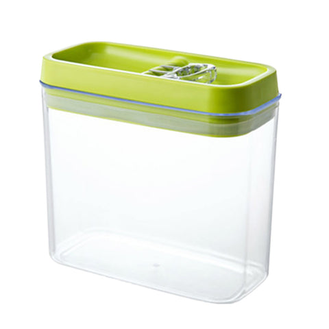 Plastic Transparent Food Storage Container - Paradisegadgets.com