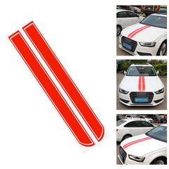 2 Car Hood Stickers - Paradisegadgets.com
