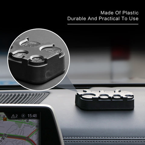 Car Coin Storage Case/Box/Holder - Paradisegadgets.com