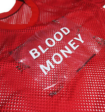Load image into Gallery viewer, BLOOD MONEY MESH JERSEY (M/L)