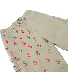 DEVIL MONEY VINTAGE JEANS (6)