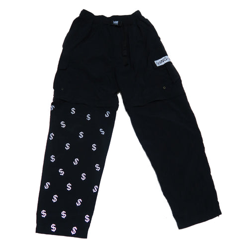 DOLLAR$ CARGO PANTS (MENS L)