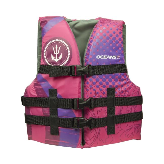 USCG Youth Life Vest Type III