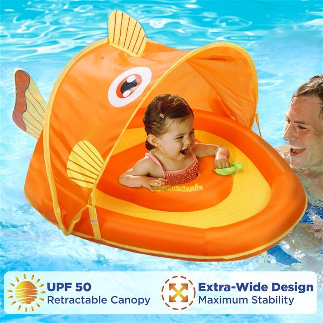 Sunshade Perfect Fit Baby Boat