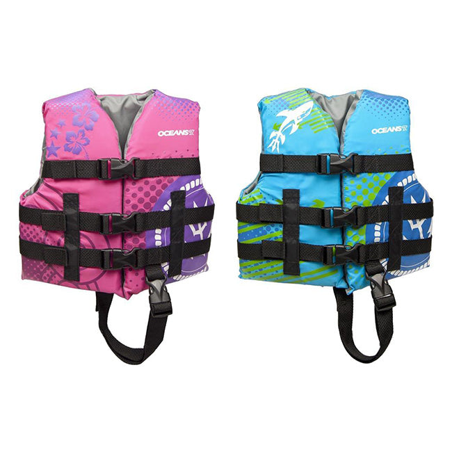 USCG Childs Life Vest Type III