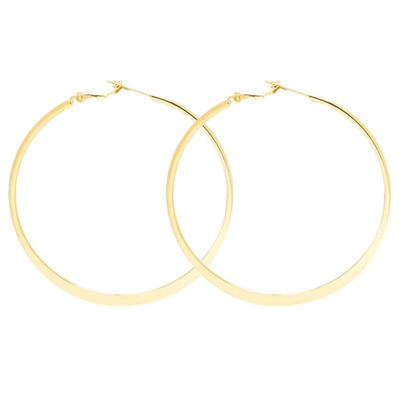 Alycia Hoop Earrings