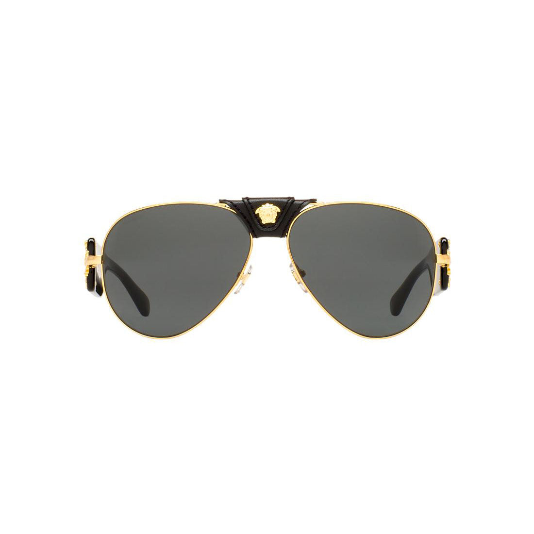 Versace Sunglasses Model# 2150-Q 1002/87