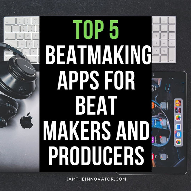 Best Beat Making App for Producers and Beatmakers (Top 5)