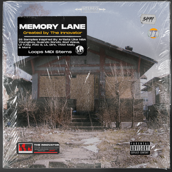 Memory Lane Sample Pack (Kit) - Iamtheinnovator.com