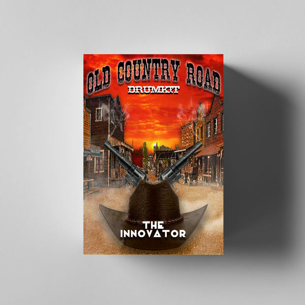 Country Trap Drum Kit (Old Country Road) - Iamtheinnovator.com