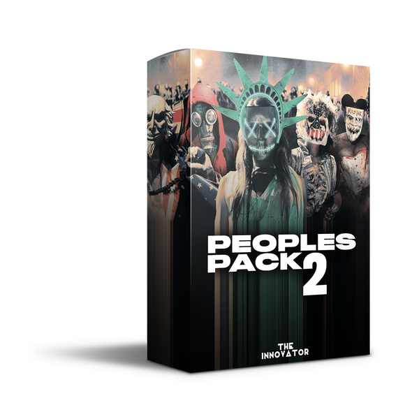 Free Sample Packs 20K People's Pack 2 - Iamtheinnovator.com