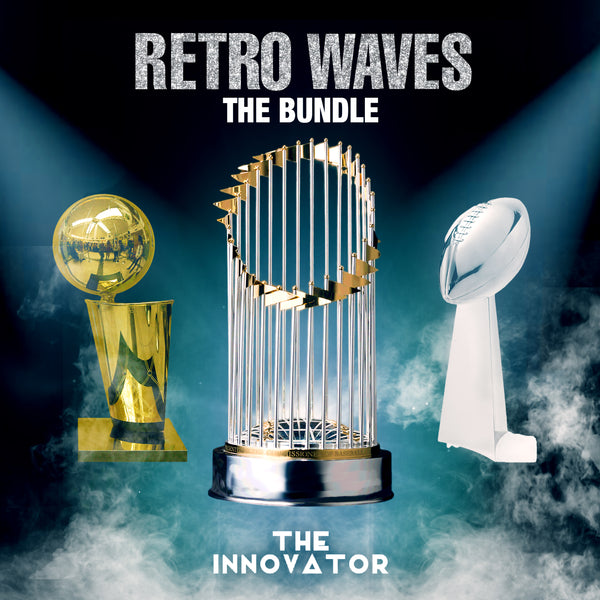 Retro Waves The Bundle - Iamtheinnovator.com