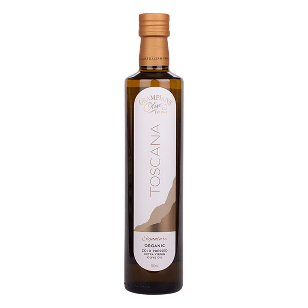2018 TOSCANA SIGNATURE ORGANIC EXTRA VIRGIN OLIVE OIL (PREMIUM) Award Winner - mrs-free-singapore