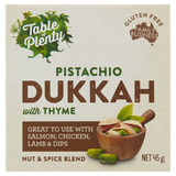 Table of Plenty All Natural Gluten Free Pistachio Dukkah - Award Winner (45g) - mrs-free-singapore