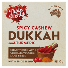Load image into Gallery viewer, Table of Plenty All Natural Gluten Free Spicy Dukkah (45g) - mrs-free-singapore