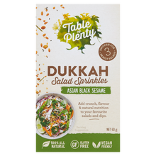 Load image into Gallery viewer, Table of Plenty All Natural Gluten Free Asian Black Sesame Dukkah Salad Sprinkles(60g) - mrs-free-singapore