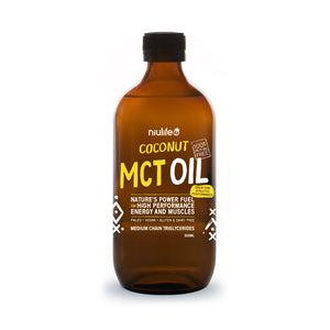 Niulife Mct Oil (500ml) (Limited Time Only!) - mrs-free-singapore