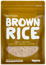 Load image into Gallery viewer, Forbidden Foods Organic Brown Rice (10kg)Packaging : White Gunny Sack and White Box - mrs-free-singapore