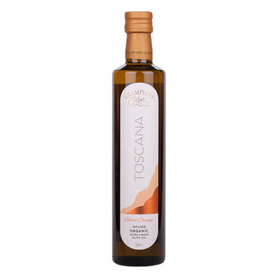 BLOOD ORANGE INFUSED ORGANIC EXTRA VIRGIN OLIVE OIL - mrs-free-singapore