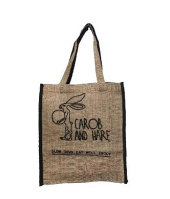 Carob And Hare - Eco Bag