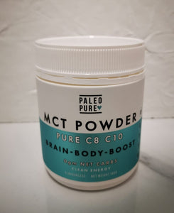 Paleo Pure MCT OIl Powder (180g)