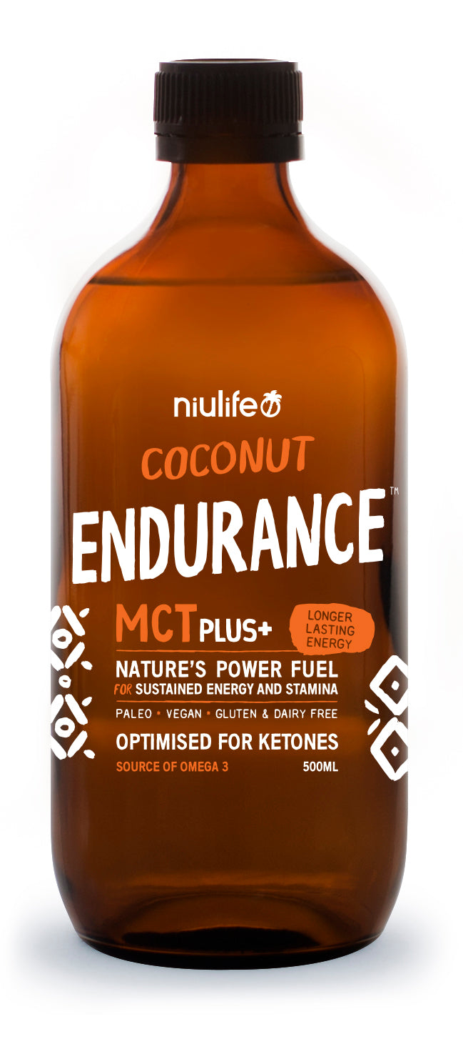 Coconut Endurance MCT Plus+ - 500ml Glass Bottle (Limited Time Only) - mrs-free-singapore