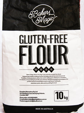 (Gluten Free) Decadent Alternatives Bakers' Magic Flour (10kg) Free Shipping! - mrs-free-singapore