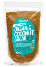 Load image into Gallery viewer, Coconut Sugar - Certified Organic 250g/500g Pouch - mrs-free-singapore