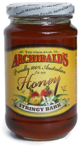 The Original Archibald's 100% Australian Honey - Stringy Bark (500g)