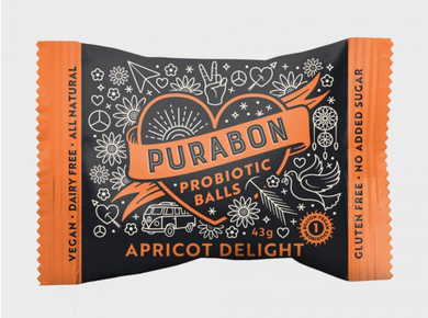 Purabon Apricot Delight Probiotic Ball 43g