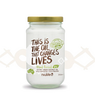 Niulife ORGANIC Extra Virgin Coconut Oil (Glass Jar)