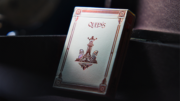 Queens Playing Cards (PREORDER)