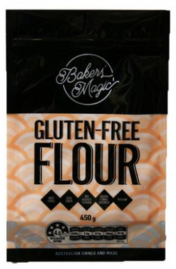 (6 X 450g) (Gluten Free) Decadent Alternatives Bakers' Magic Flour (450g)Free Shipping! - mrs-free-singapore