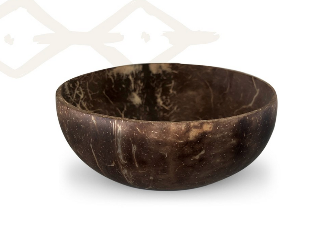 (Pack of 2) Coconut Bowl - Polished (Free Shipping!) - mrs-free-singapore
