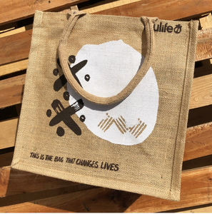 Niulife Tote Bag - mrs-free-singapore