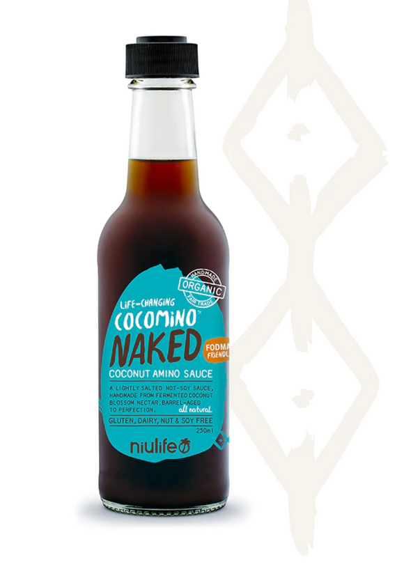Cocomino - Naked Coconut Amino Sauce - 250ml Bottle - mrs-free-singapore