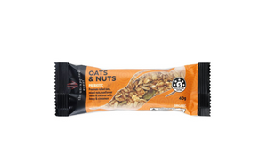 The Unexpected Guest Oats and Nuts Bar (40g) - mrs-free-singapore