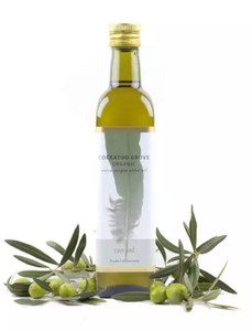Cockatoo Grove Organic Australian EVOO (First Cold Pressed) (500ml)