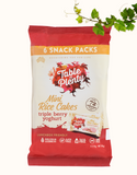 Table of Plenty Mini Rice Cakes – Triple Berry Snack Pack (84g)NEW!