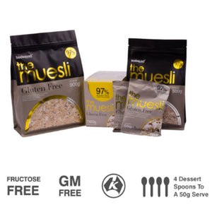 The Muesli Classic (500g) - mrs-free-singapore