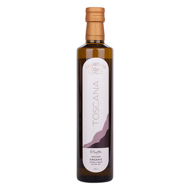 TRUFFLE INFUSED ORGANIC EXTRA VIRGIN OLIVE OIL - mrs-free-singapore