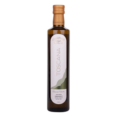 TUSCAN HERBS INFUSED ORGANIC EXTRA VIRGIN OLIVE OIL - mrs-free-singapore