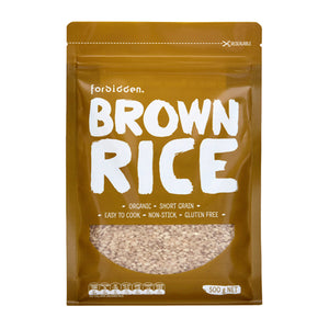 Forbidden Foods Organic Brown Rice (Non-GMO) (500g) - mrs-free-singapore