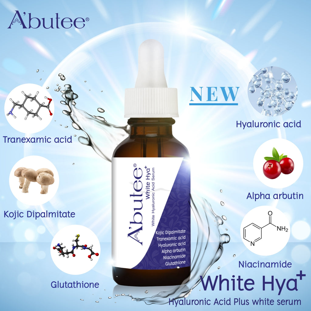 A'butee | Hyaluronic Acid Plus anti aging Serum