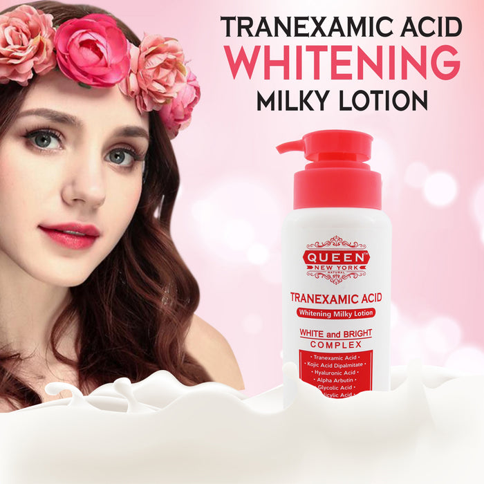 300ml Tranexamic Acid Whitening Milky Body Lotion