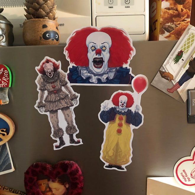 PENNYWISE Stuff!