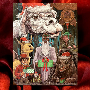 The NeverEnding Story CHRISTMAS CARD!
